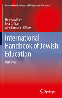 Miller, Helena - International Handbook of Jewish Education, e-kirja