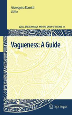 Ronzitti, Giuseppina - Vagueness: A Guide, e-kirja