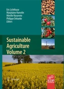 Lichtfouse, Eric - Sustainable Agriculture Volume 2, e-bok