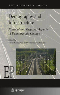 Kronenberg, Tobias - Demography and Infrastructure, ebook