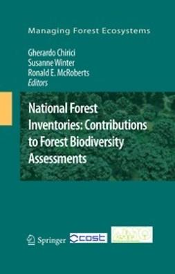 Chirici, Gherardo - National Forest Inventories: Contributions to Forest Biodiversity Assessments, e-kirja