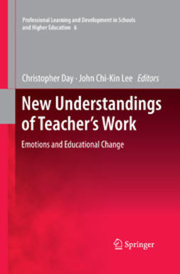 Day, Christopher - New Understandings of Teacher's Work, ebook