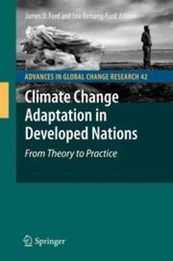 Ford, James D. - Climate Change Adaptation in Developed Nations, ebook