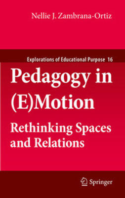 Zambrana-Ortiz, Nellie J. - Pedagogy in (E)Motion, ebook