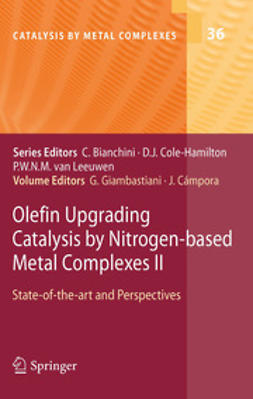 CAMPORA, Juan - Olefin Upgrading Catalysis by Nitrogen-based Metal Complexes II, ebook