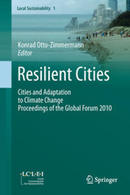 Otto-Zimmermann, Konrad - Resilient Cities, ebook