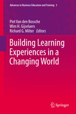 Bossche, Piet Van den - Building Learning Experiences in a Changing World, ebook
