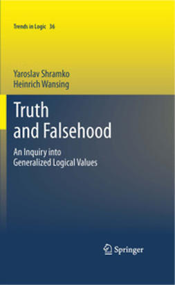 Shramko, Yaroslav - Truth and Falsehood, ebook
