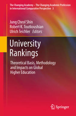 Shin, Jung Cheol - University Rankings, e-kirja