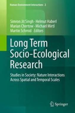 Singh, Simron Jit - Long Term Socio-Ecological Research, ebook