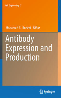 Al-Rubeai, Mohamed - Antibody Expression and Production, ebook