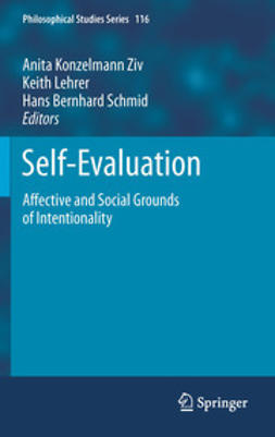Ziv, Anita Konzelmann - Self-Evaluation, ebook