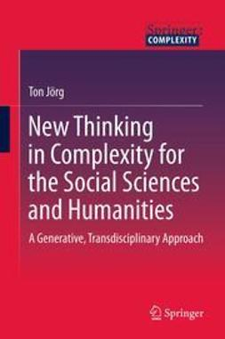 Jörg, Ton - New Thinking in Complexity for the Social Sciences and Humanities, ebook
