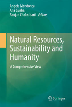 Mendonca, Angela - Natural Resources, Sustainability and Humanity, ebook