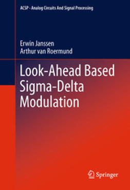 Janssen, Erwin - Look-Ahead Based Sigma-Delta Modulation, ebook