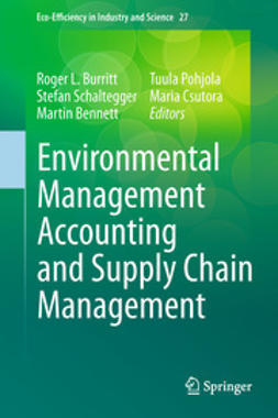 Burritt, Roger - Environmental Management Accounting and Supply Chain Management, ebook