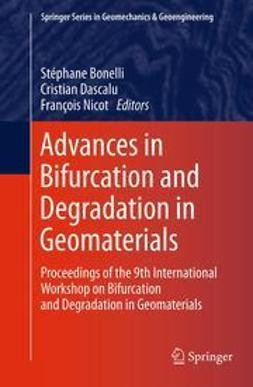Bonelli, Stéphane - Advances in Bifurcation and Degradation in Geomaterials, ebook