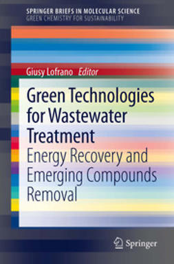Lofrano, Giusy - Green Technologies for Wastewater Treatment, ebook