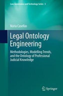 Casellas, Núria - Legal Ontology Engineering, ebook