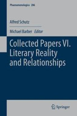 Barber, Michael - Collected Papers VI. Literary Reality and Relationships, ebook
