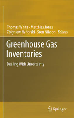 Jonas, Matthias - Greenhouse Gas Inventories, ebook