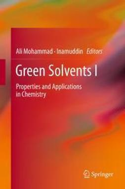 Mohammad, Ali - Green Solvents I, ebook