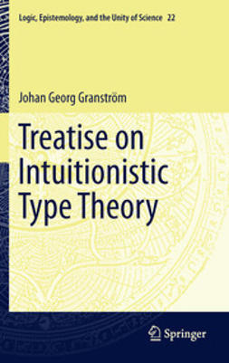 Granström, Johan Georg - Treatise on Intuitionistic Type Theory, ebook