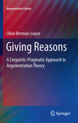 Luque, Lilian Bermejo - Giving Reasons, ebook