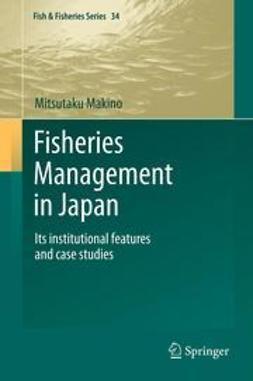 Makino, Mitsutaku - Fisheries Management in Japan, ebook