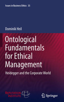 Heil, Dominik - Ontological Fundamentals for Ethical Management, ebook