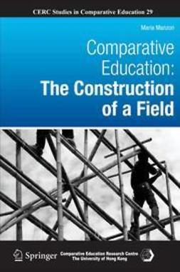 Manzon, Maria - Comparative Education, ebook