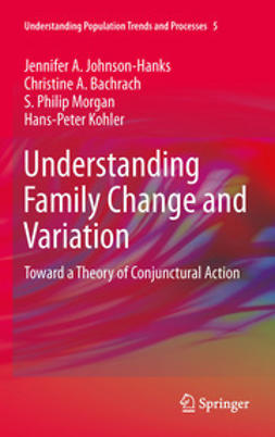 Johnson-Hanks, Jennifer A. - Understanding Family Change and Variation, ebook