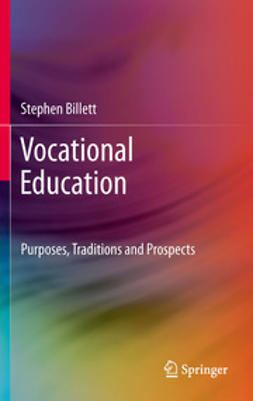 Billett, Stephen - Vocational Education, e-kirja