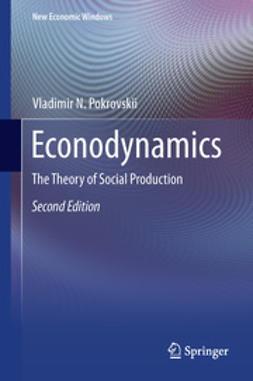 Pokrovskii, Vladimir N. - Econodynamics, ebook