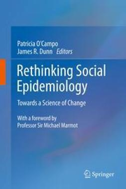 O'Campo, Patricia - Rethinking Social Epidemiology, e-kirja