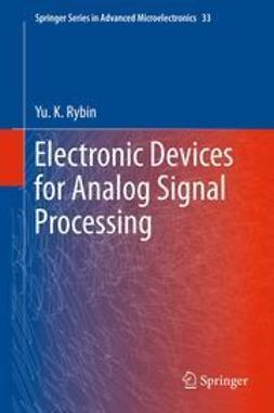 Rybin, Yu. K. - Electronic Devices for Analog Signal Processing, e-bok