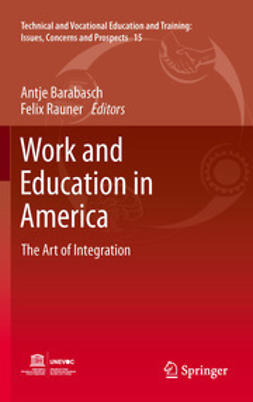 Barabasch, Antje - Work and Education in America, ebook