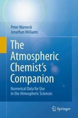 Warneck, Peter - The Atmospheric Chemist's Companion, ebook