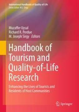 Uysal, Muzaffer - Handbook of Tourism and Quality-of-Life Research, e-kirja