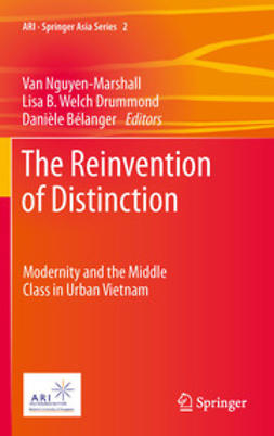 Nguyen-Marshall, Van - The Reinvention of Distinction, e-kirja