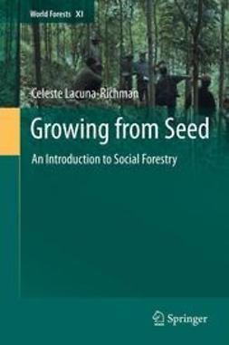 Lacuna-Richman, Celeste - Growing from Seed, ebook