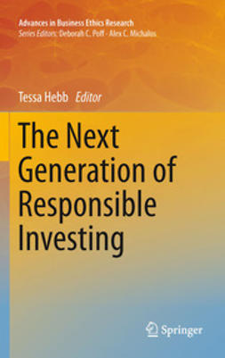 Hebb, Tessa - The Next Generation of Responsible Investing, ebook