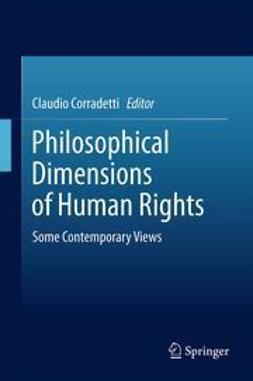 Corradetti, Claudio - Philosophical Dimensions of Human Rights, e-bok