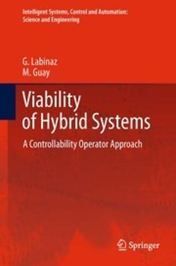 Labinaz, G. - Viability of Hybrid Systems, ebook
