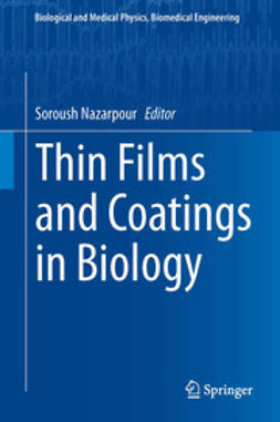 Nazarpour, Soroush - Thin Films and Coatings in Biology, e-kirja