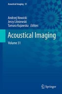 Nowicki, Andrzej - Acoustical Imaging, ebook