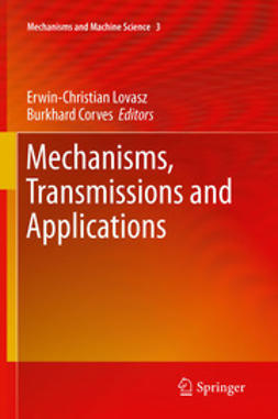 Lovasz, Erwin-Christian - Mechanisms, Transmissions and Applications, ebook