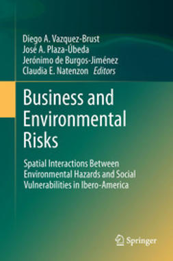 Vázquez-Brust, Diego A. - Business and Environmental Risks, ebook