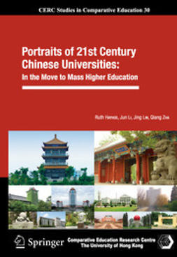 Hayhoe, Ruth - Portraits of 21st Century Chinese Universities, ebook