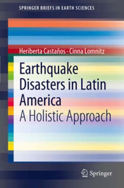 Castaños, Heriberta - Earthquake Disasters in Latin America, ebook